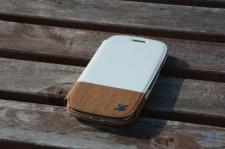 Zenus ZCG3OBCA Masstige Oak Wood Block Diary IMG_8172