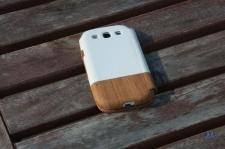 Zenus ZCG3OBCA Masstige Oak Wood Block Diary IMG_8173