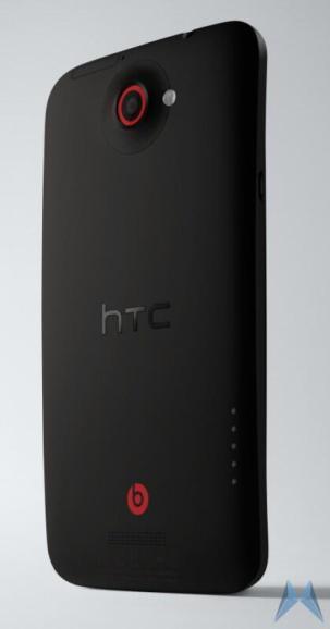 HTC One X+ BACK 2