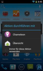 Chameleon Launcher for Phones (2)