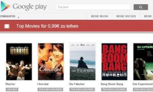 google play top filme 99 cent