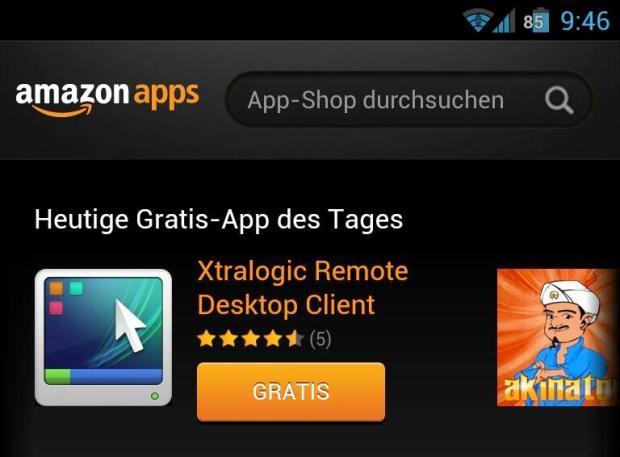 Xtralogic Remote Desktop Client