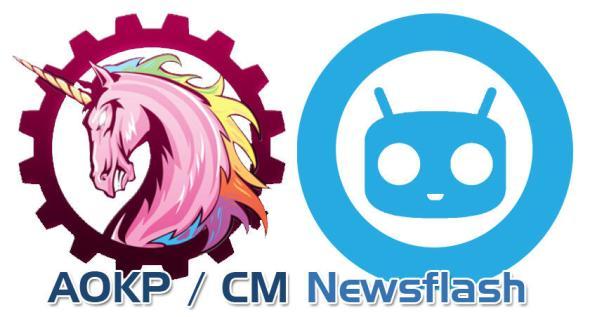 AOKP CM Newsflash