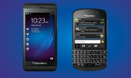 blackberry 10 devices