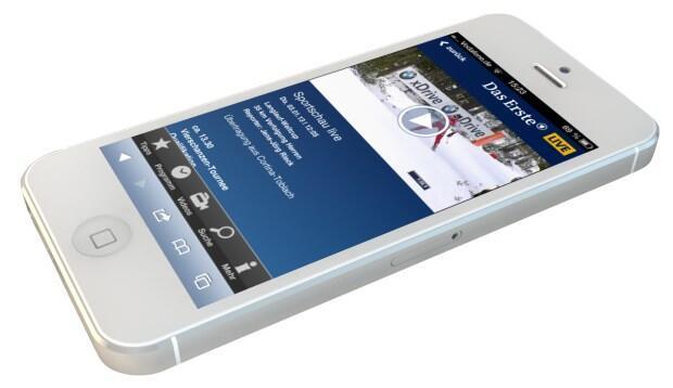 das erste live mobil
