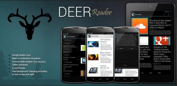 deer reader header