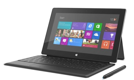 Surface Windows 8 Pro 1