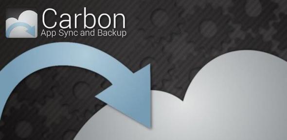 carbon backup header