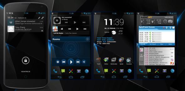 Mein Nexus 4