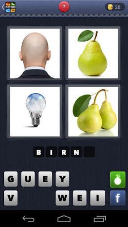 4 Bilder 1 Wort_Spiel