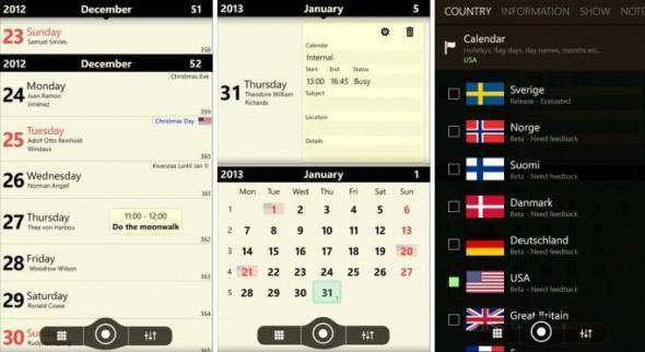 chronos calendar