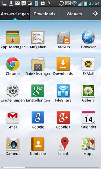 lg optimus g software 03