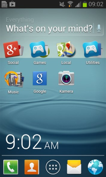 Everything.me Launcher  (1)