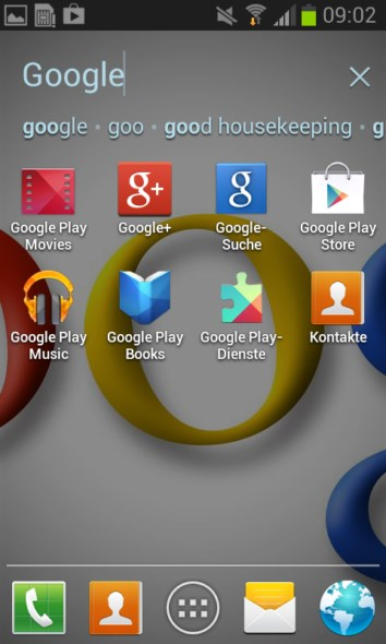 Everything.me Launcher  (3)