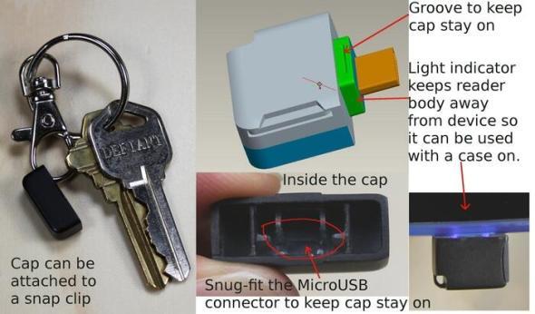 Kickstarter MicroSD