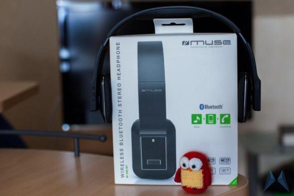 Muse M-280 BT Bluetooth-Headset Testbericht (1)