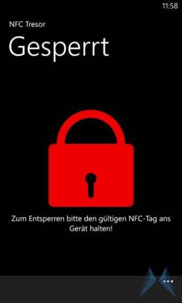NFC Tresor 27