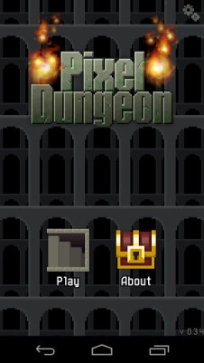 pixel dungeon 01