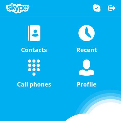 skype blackberry