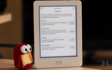 Kobo Glo eReader Testbericht (22)