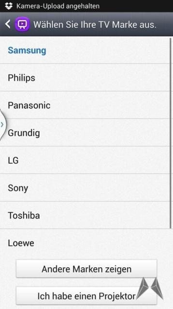 WatchON Samsung Galaxy S4 Screenshot_2013-05-09-12-56-02