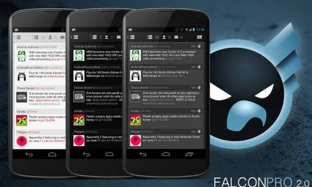 Falcon Pro 2.0 Flat Themes