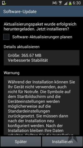 Samsung Galaxy S4 Firmware Update Screenshot_2013-06-06-06-30-09