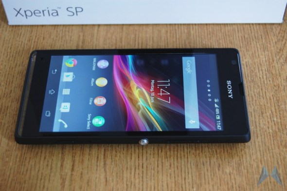 Sony Xperia SP Test income (2)
