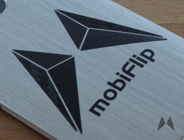 dBrand mobiFlip Logo Design Skin