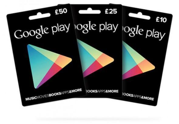 Google Play Deutschland