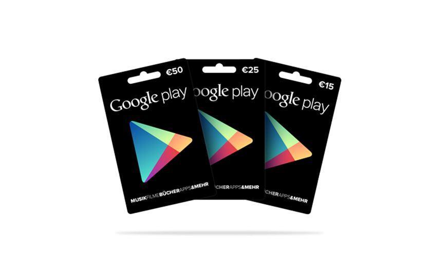 5 euro google play guthaben