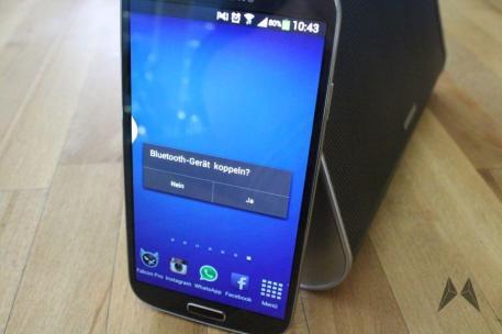Samsung Design-Bluetooth Lautsprecher DA-F60