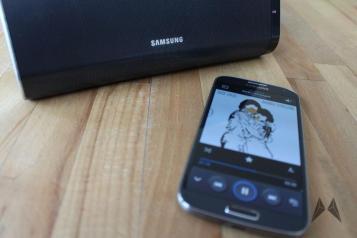Samsung Design-Bluetooth Lautsprecher DA-F60 IMG_3471