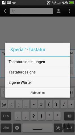 Xperia Honami i1 Tastatur Keyboard 2013-07-10 08.23.42
