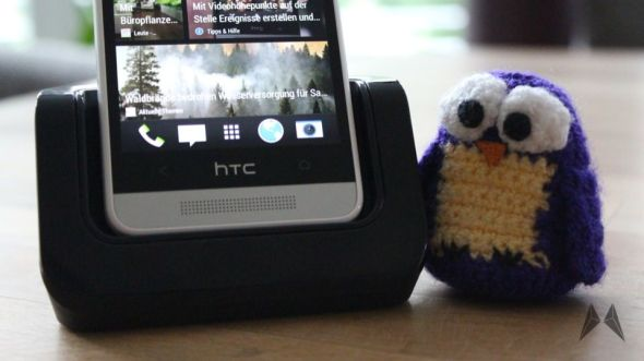 HTC One Mini Dockingstation IMG_4415