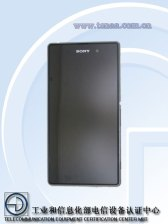 Xperia-Honami-Z1-L39h-Model-Network-License-Passed-Official-Picture-Exposed