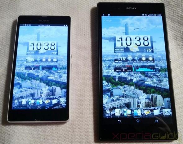 Xperia-Z-Ultra-Vs-Xperia-Z-Similar-City-Wallpaper-Display-comparison 6