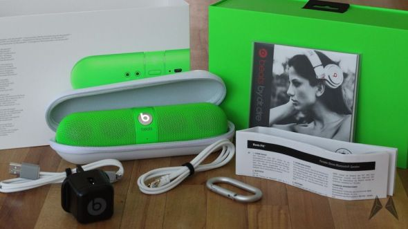 beats pill green limited edition IMG_4324