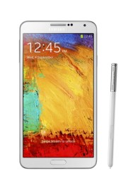 Galxy Note3_002_front with pen_Classic White 4