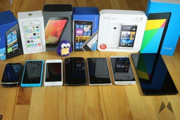 Huawei Ideos X3 Nokia Lumia 800 iPhone 5S Nexus 4 Nokia Lumia 925 HTC One Nexus 7