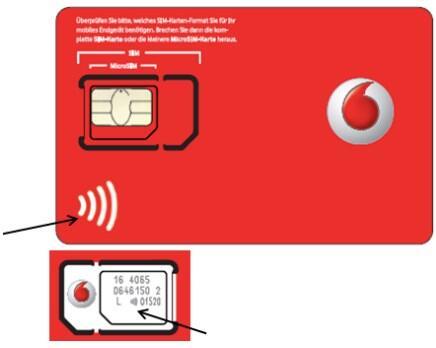 Vodafone Sim Karte Aktivieren.Nfc Sim Karten Einführung In Deutschland Steht Bevor Exklusiv