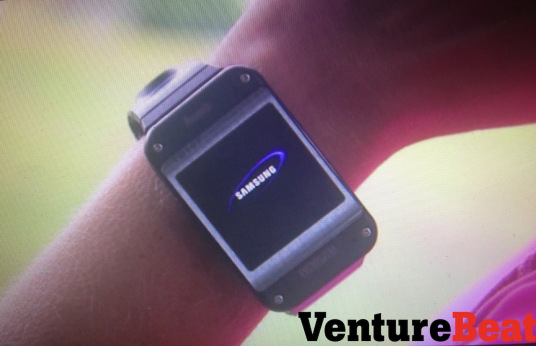 Samsung Galaxy Gear Sm V700 Erster Blick Auf Die Smartwatch Enttauscht