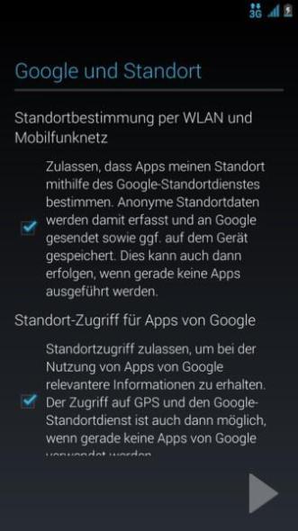 Google Standortverlauf Android