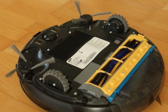 Samsung NaviBot SR10F71UB mobiFlip IMG_5329