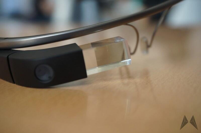 Google Glass: Neue Version bei der FCC