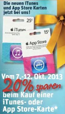 iTunes-Rewe
