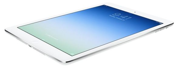 ipad air header top apple