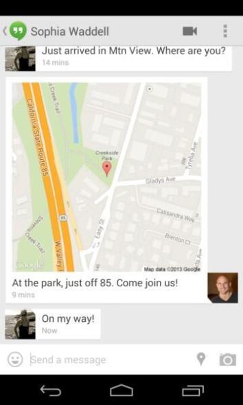 location sharing 2