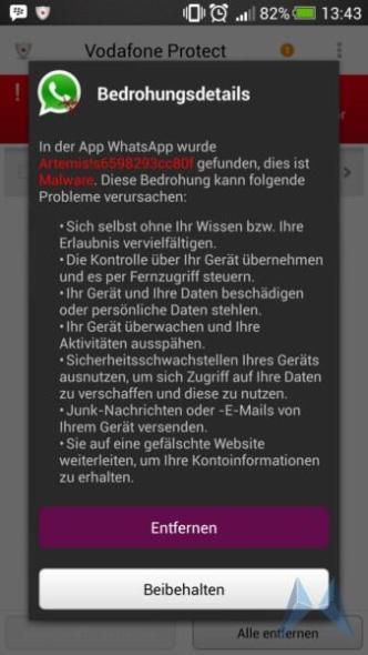 whatsapp maleware virus