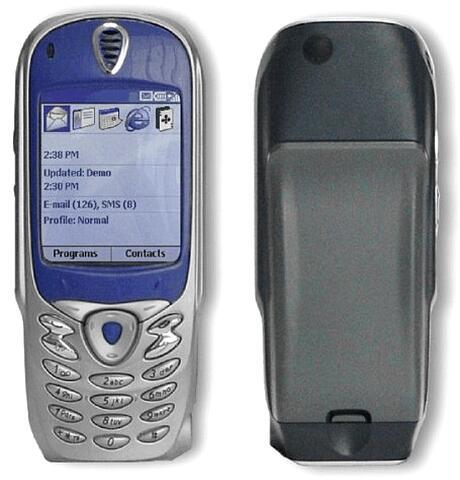 HTC Canary:(k)ein Gegner für das erste Nokia s60 Smartphone 7650